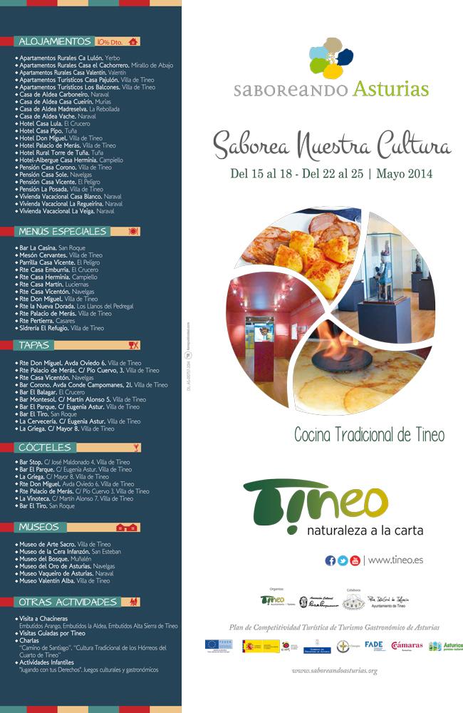 Tineo, gastronomía, Museos