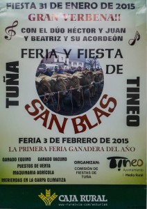 feria, San Blas, Tuña, Casa pipo